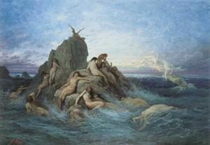 Oceanides